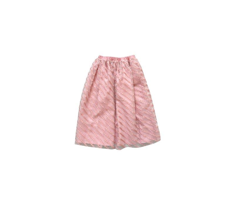 Maed for mini - Glassy Galah skirt