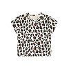 Your Wishes Your Wishes - Loose Tee Leopard