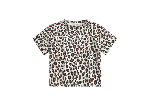 Your Wishes Your Wishes - Wide Tee Leopard - 110/116