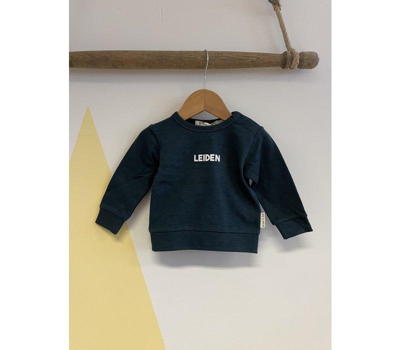 Broer & Zus - Sweater Leiden Navy