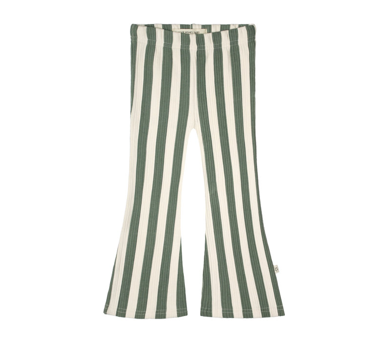 Your Wishes - Flared Legging Bold Stripes
