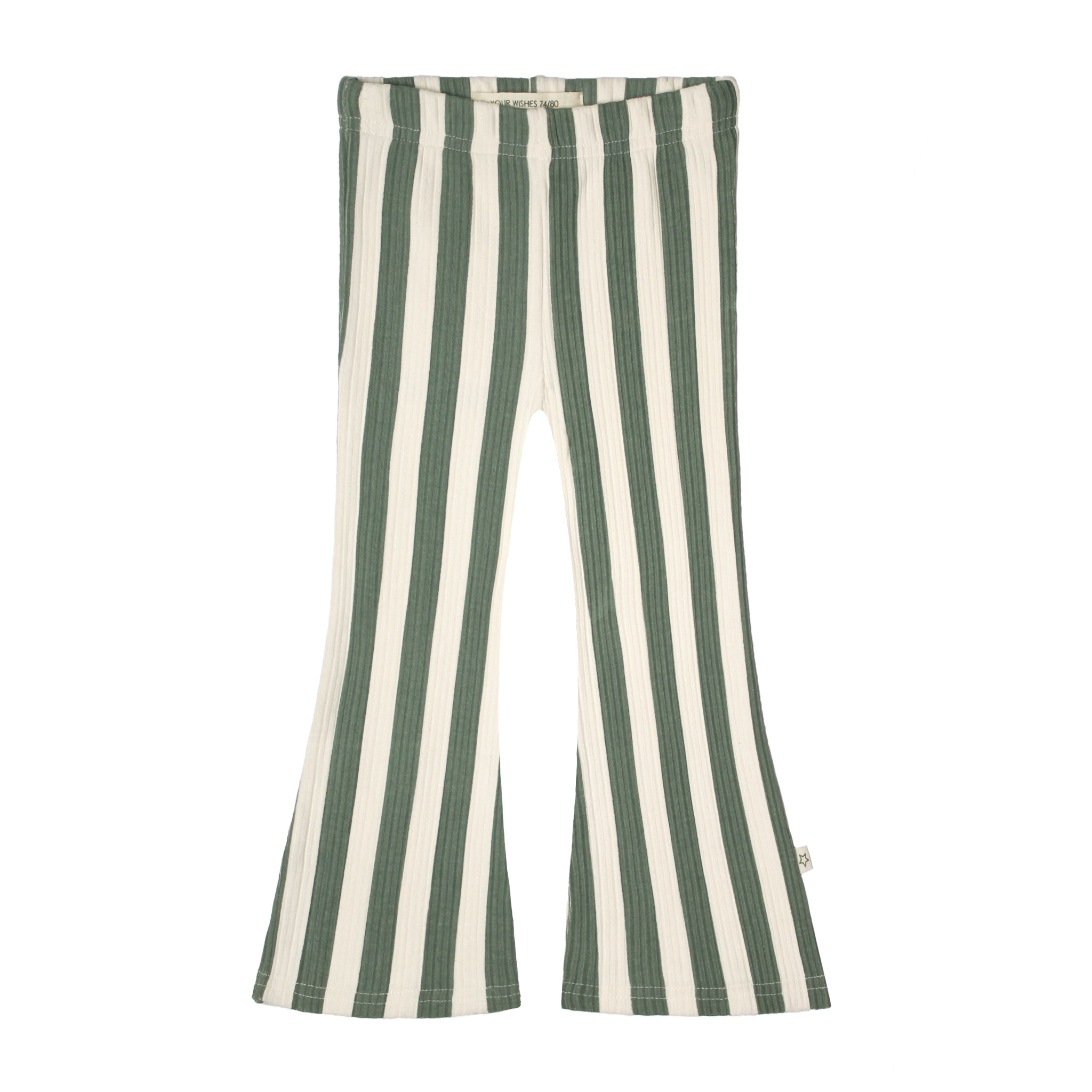 Your Wishes Your Wishes - Flared Legging Bold Stripes