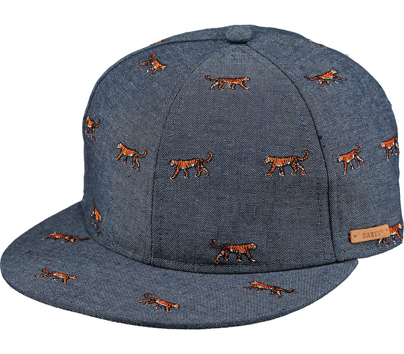 Barts - Pauk cap orange size 53