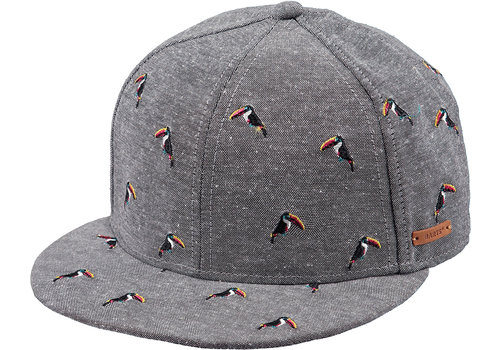 Barts Barts - Pauk cap black size 53