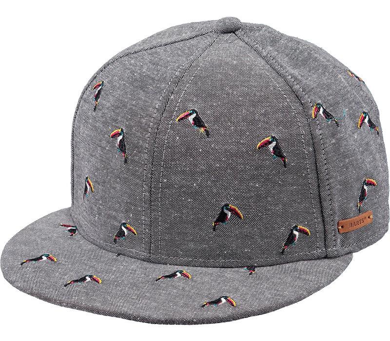 Barts - Pauk cap black size 53