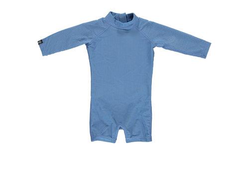 Beach & Bandits Beach & Bandits - Reef ribbed baby swimsuit