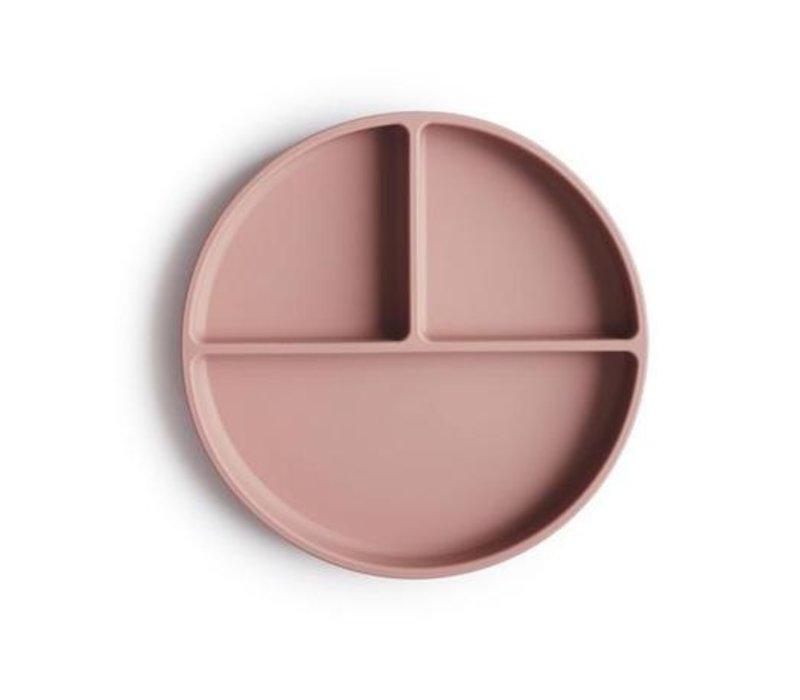 Mushie - Silicone Plate Blush