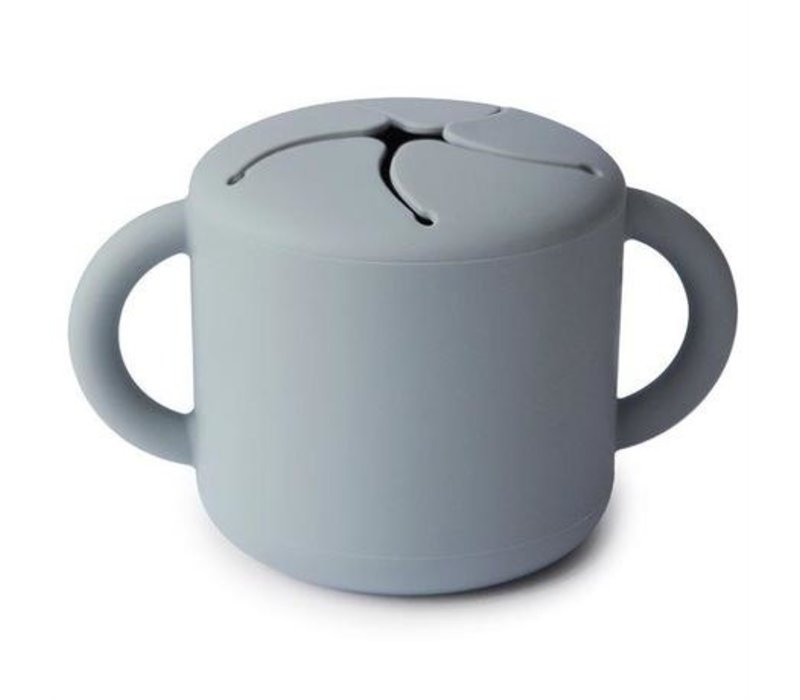 Mushie - Snack cup Stone