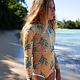 Beach & Bandits Beach & Bandits - Golden wattle swimsuit