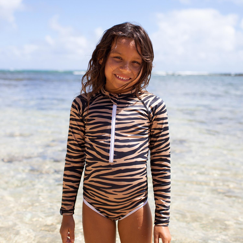 Beach & Bandits Beach & Bandits - Tiger shark swimsuit