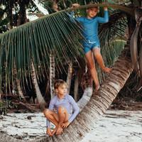 Beach & Bandits - Reef ribbed swimshort