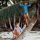Beach & Bandits Beach & Bandits - Reef ribbed swimshort