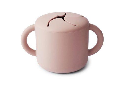 Mushie Mushie - Snack cup Blush