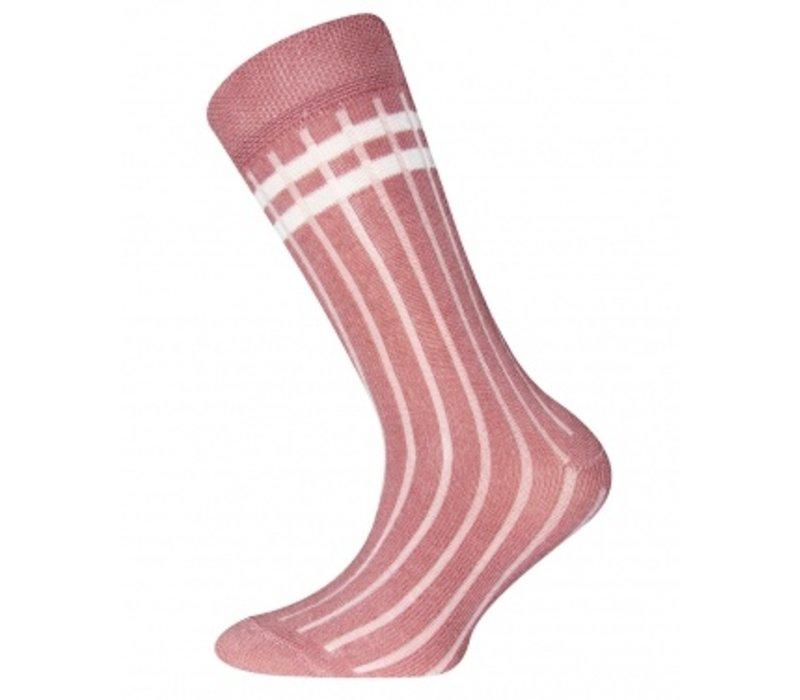 Ewers - Socks Rib Kupfer