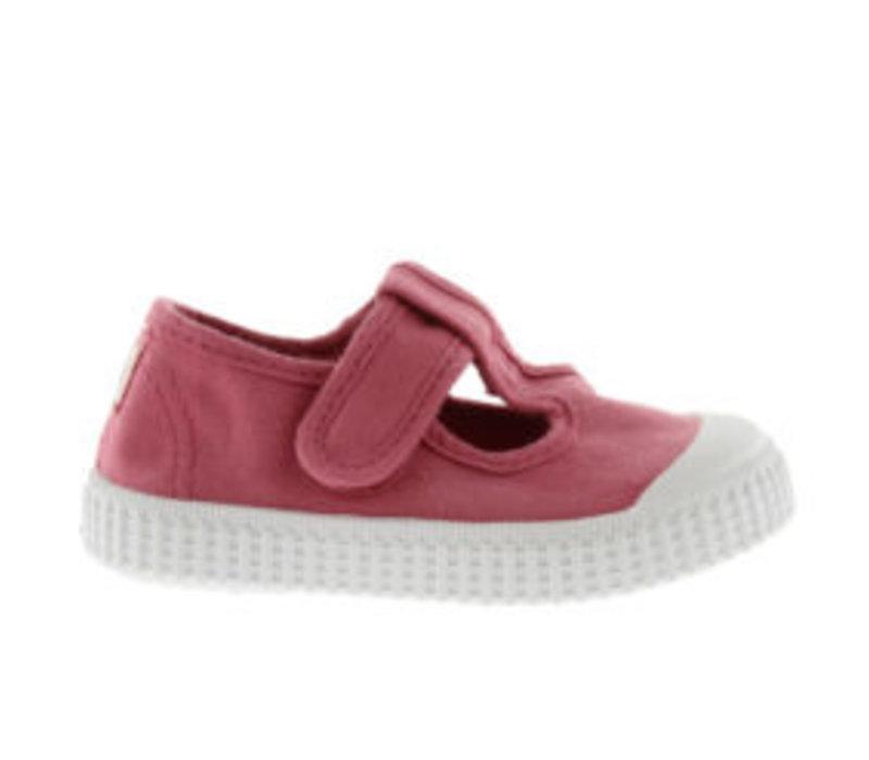 Victoria - Schoenen met gesp Frambuesa