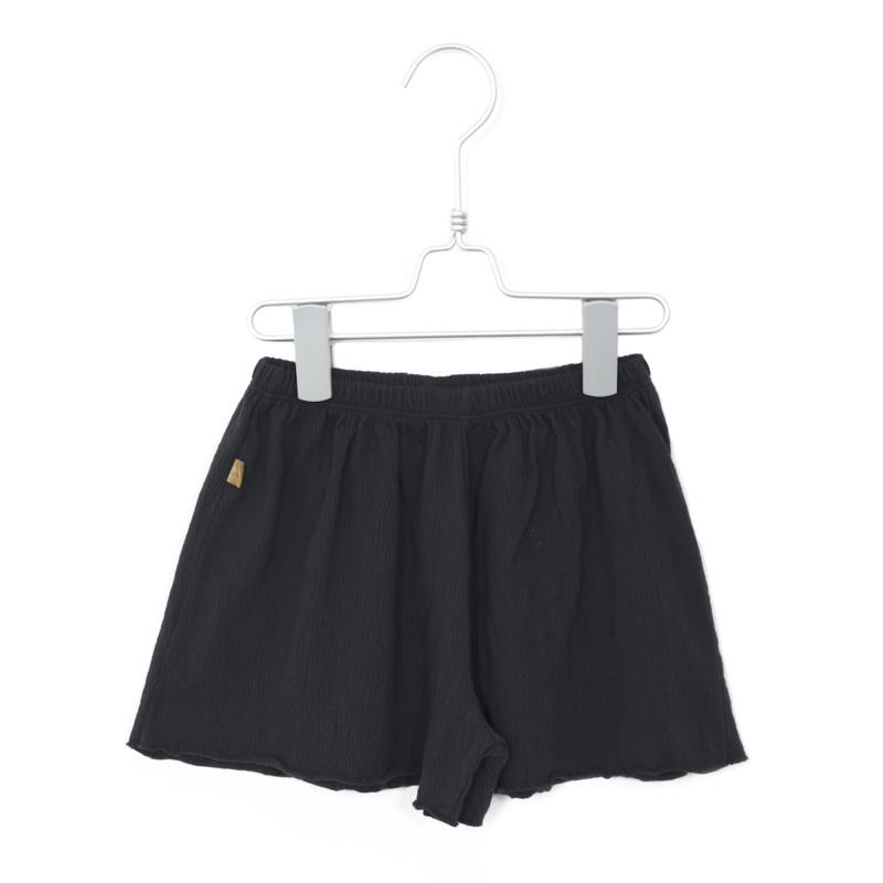 Lotiekids Lötiekids - Loose shorts solid charcoal