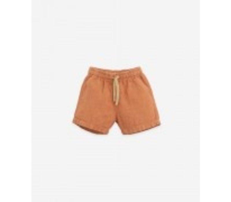 Play up - Linen shorts Raquel  P4116