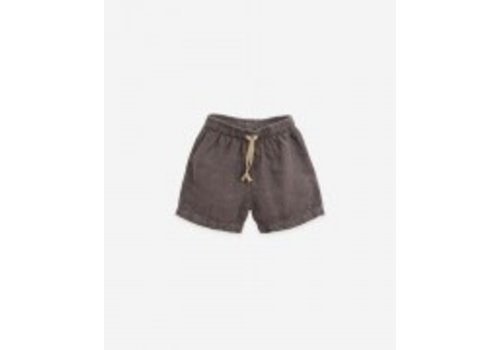 Play Up Play up - Linen shorts P8064