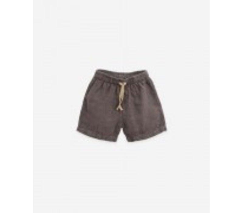 Play up - Linen shorts P8064