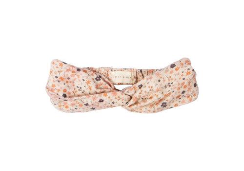 Petit Blush Petit blush - Twisted headband floral print one size