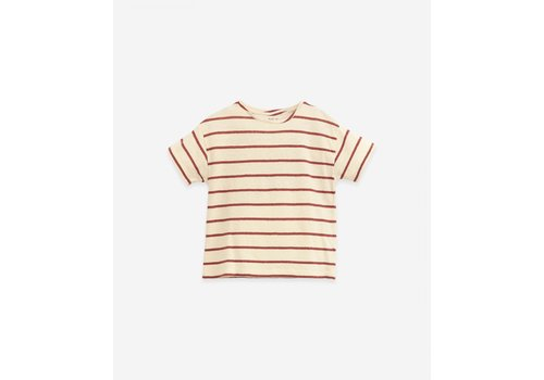Play Up Play up - Striped jersey t-shirt R253R - 8year