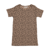 Blossom kids Blossom kids - Short sleeve shirt animal dot warm sand