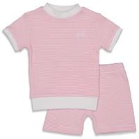 Feetje -  Shortama wafel Pink