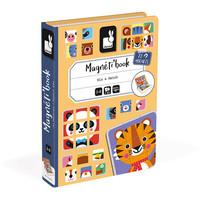 Janod Magnetibook - Mix&Match