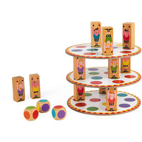 Janod - Acrobaten Toren