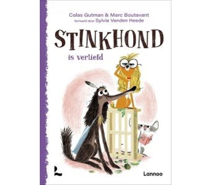 Prentenboek - Stinkhond is verliefd