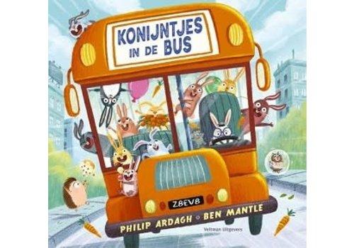 Boeken Prentenboek - Konijntjes in de bus
