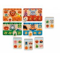 Djeco - Memo shop geheugenspel