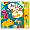Djeco Djeco - 3-1 dinosaurus spel