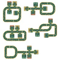 Djeco - Pop to play Routes
