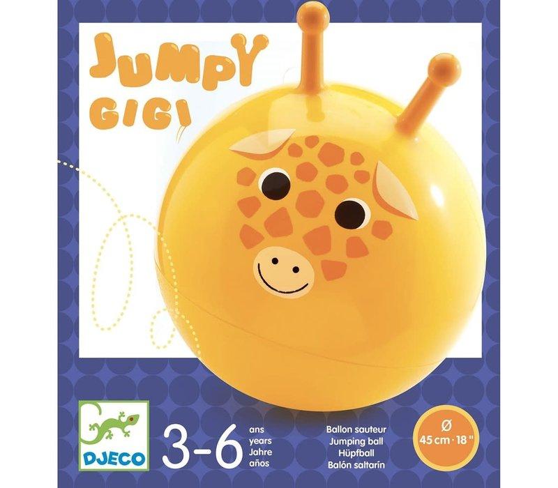 Djeco - Jumpy Gigi