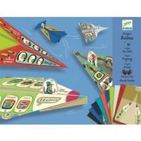 Djeco - Avions Vliegtuig vouwen