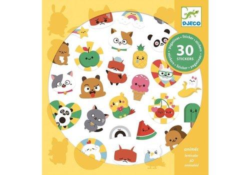 Djeco Djeco - Stickers Emoij