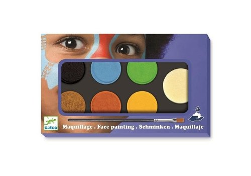 Djeco Djeco - schmink nature kleuren