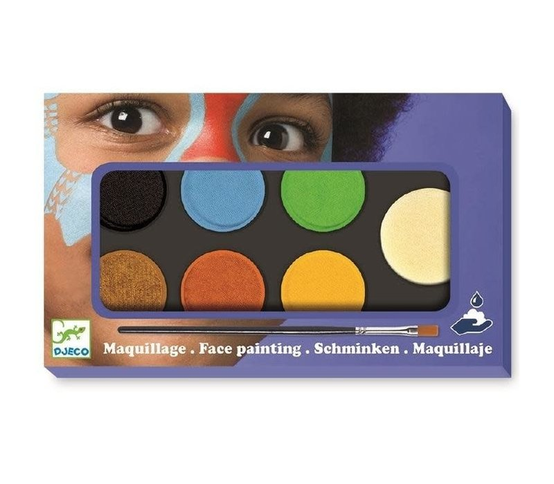 Djeco - schmink nature kleuren