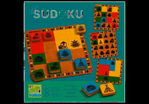 Djeco Djeco - Sudoku Crazy