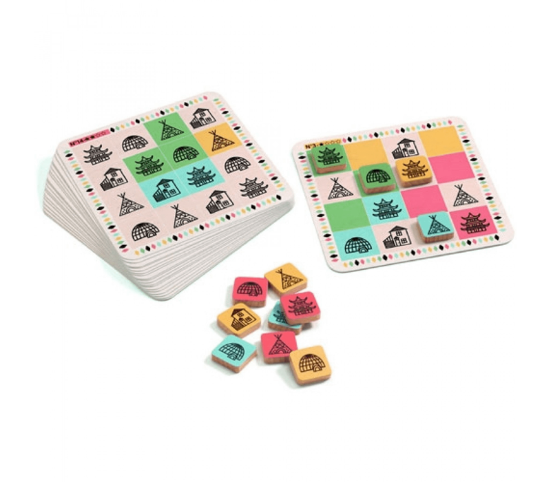 Djeco - Sudoku Crazy