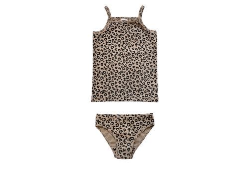 Maed For mini Maed For Mini essentials - Underwear girls Brown Leopard