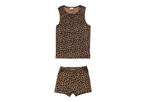 Maed For mini Maed For Mini essentials - Underwear Boys Chocolate Leopard