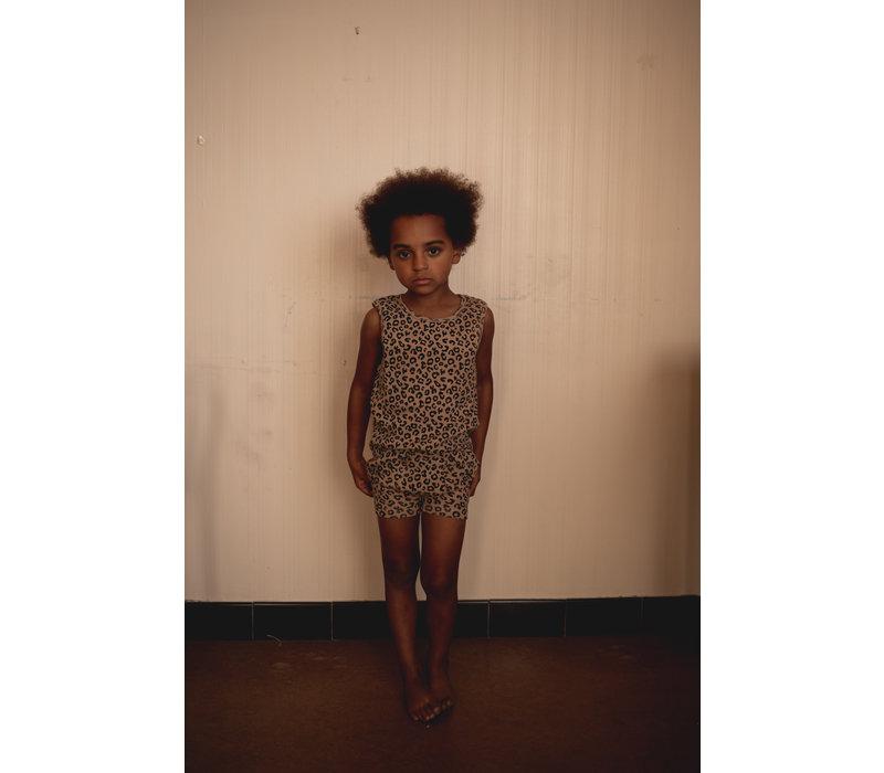 Maed For Mini essentials - Underwear Boys Brown Leopard