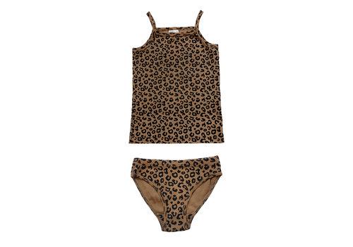 Maed For mini Maed For Mini essentials - Underwear girls Chocolate Leopard