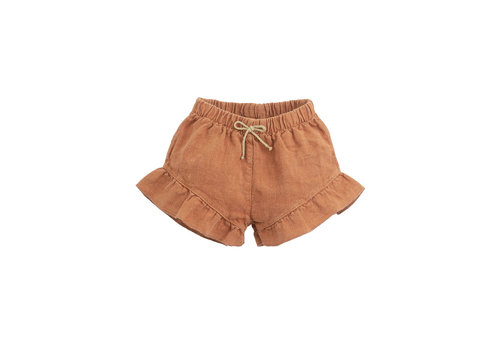 Play Up Play up - Linen shorts P4116 2AI11702 - 3 month