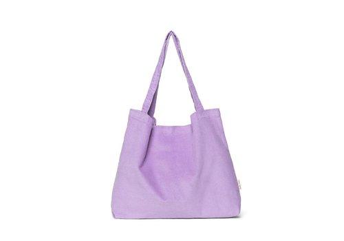 Studio Noos Studio Noos - Lilac Rib  Bag