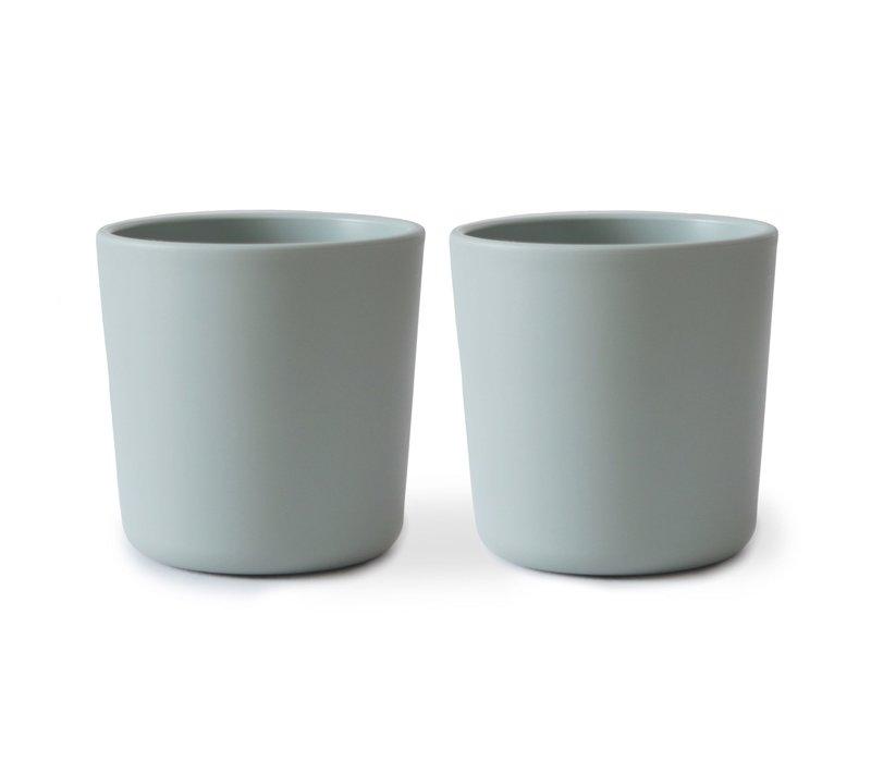 Mushie - Cups 2pcs - Sage