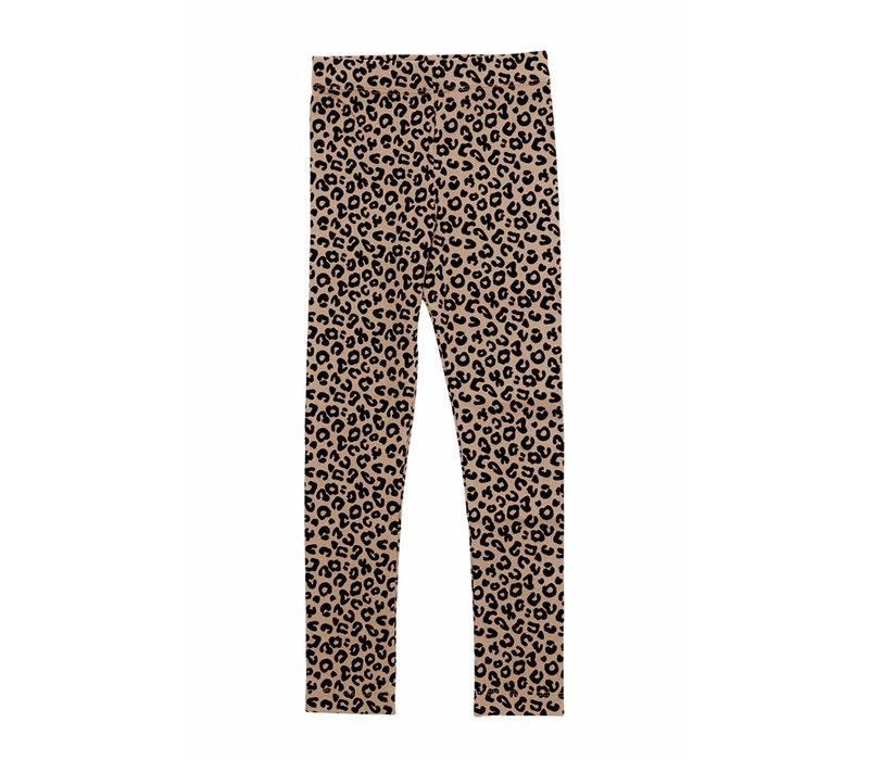 Maed for Mini Essentials - Legging Brown Leopard