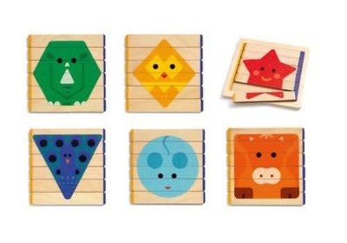 Djeco Djeco - Puzzel Basic